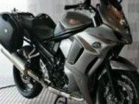 Промовидео Suzuki GSX1250F