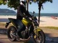 Видеообзор Honda CB600F Hornet