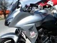 Любительский видеообзор Honda CBF1000
