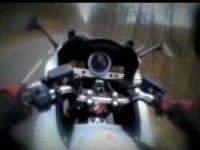 Тест Honda CBF1000 от Motorinfo