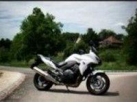 Тест Honda CBF1000 от Automania