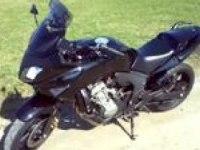 Любительский обзор Honda CBF600SA
