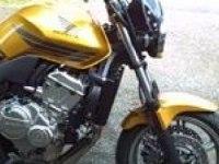 Любительский обзор Honda CBF600N