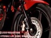 Проморолик Honda CBF125