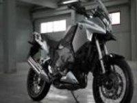 Обзорное видео Honda Crosstourer