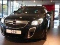 Opel Insignia OPC Sports Обзор