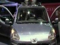 Промо Peugeot Partner Tepee 2012