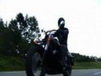 Официальное видео Honda VT750C2B Shadow (Phantom)