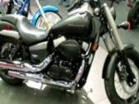 Honda Shadow VT750C2B на Montreal Motorcycle Show