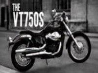 Австралийская реклама Honda VT750S
