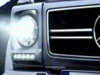 Mercedes-Benz G 63 AMG промо ролик