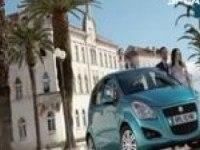 Реклама Suzuki Splash