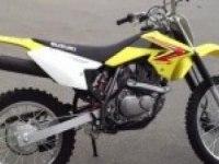 Любительское видео Suzuki DR-Z125L