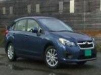 Тест Subaru Impreza 5-Door