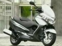 Обзор Suzuki Burgman 200