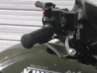 Тестдрайв Suzuki Kingquad 750