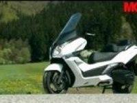 Тест-драйв Honda SW-T400
