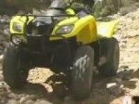 Тест Suzuki Ozark 250