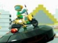 Реклама Honda Zoomer