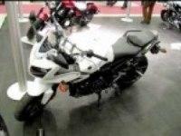 Yamaha FZ1 на выставке