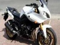 Осмотр Yamaha FZ8 Fazer
