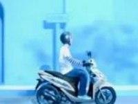 Вьетнамская реклама Honda Vision