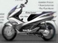 Промовидео Honda PCX