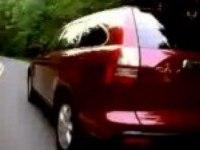 Коммерческая реклама Honda CR-V