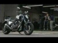Yamaha VMAX Промовидео часть III