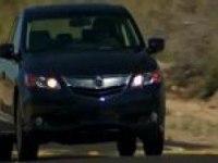Первое впечетление Acura ILX