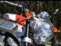 Yamaha MT-01 в обзоре