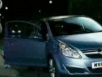 Серия рекламных роликов Corsa (1 ролик)