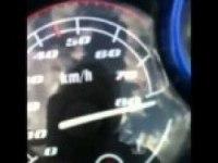 Ускорение Yamaha Jog RR