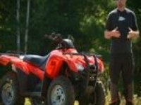 Тест-драйв Honda Rancher 420 AT