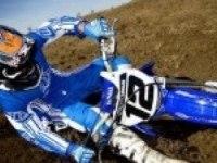 Езда на Yamaha YZ250