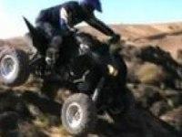 Тест Honda TRX700XX