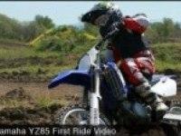 Обзор Yamaha YZ85/LW