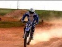 Езда на Yamaha YZ125