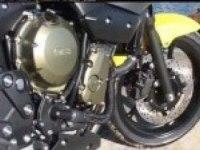 Обзор Yamaha XJ6