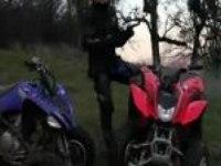 Видеообзор Honda TRX250X от MotoUSA