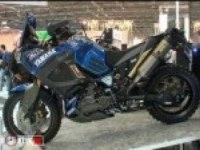 Yamaha XT1200Z Super Tenere Worldcrosser на выставке