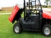 Любительский обзор Honda Big Red