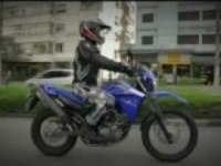 Промовидео Yamaha XT660R