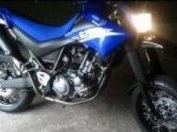 Любительский осмотр Yamaha XT660X