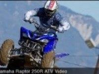 Видеообзор Yamaha YFM250R от MotoUSA