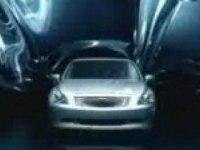 Рекламный ролик Infiniti G35