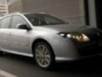 Промо видео Renault Laguna