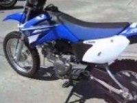 Любительский осмотр Yamaha TT-R110E