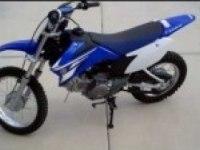 Любительский обзор Yamaha TT-R110E