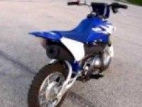 Любительский обзор Yamaha TT-R50E